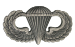 US Army Parachutist Badge
